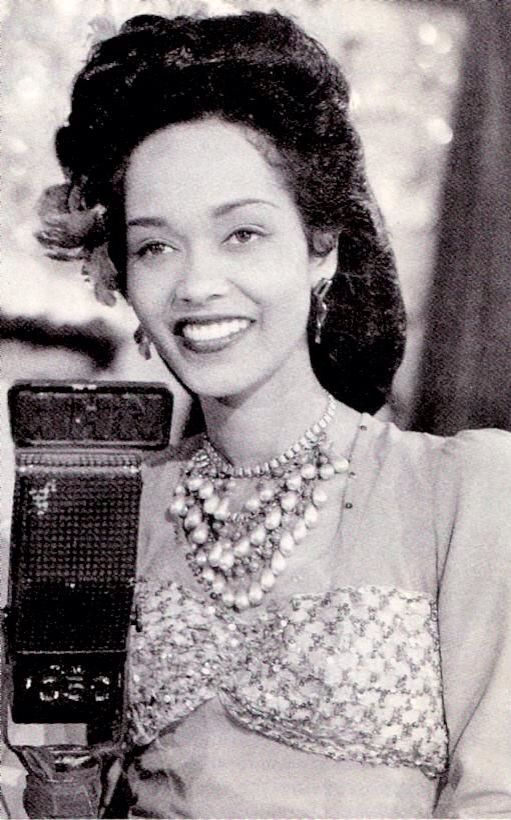 Francine Everett (April 13, 1915 – May 27, 1999) was an African-American actress and singer who is best known for her performances in race films, independently produced motion pictures with all-black casts that were created exclusively for distribution to cinemas that catered to African American audiences. She studied and acted with the Federal Theater in Harlem, which was sponsored by the Works Progress Administration.