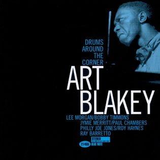 art blakey / drums around the corner