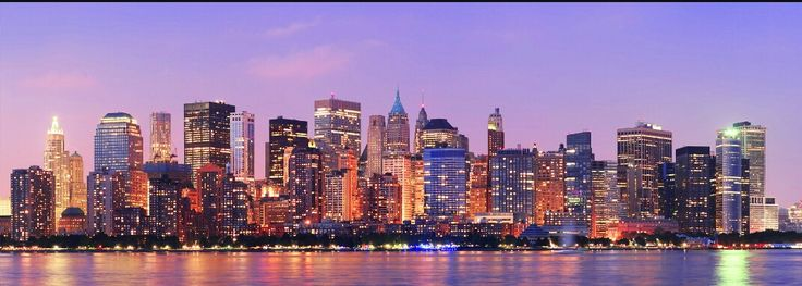 One place i really want to go visit New York (America)
