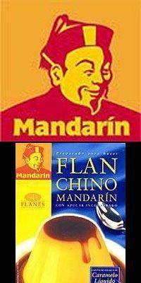 Meriendas - Flan chino Mandarín