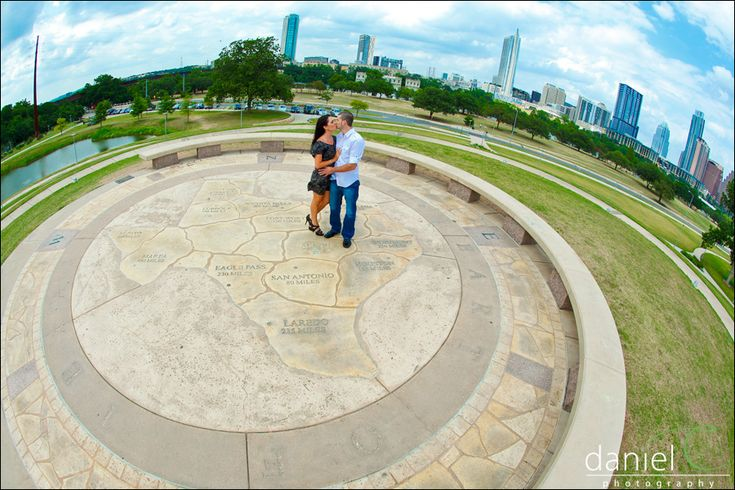 Top of Butler Park - (minus the kissing couples)