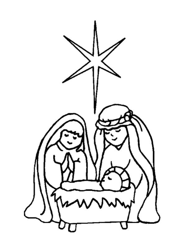 26 best christmas images on pinterest | nativity coloring pages ... - Christmas Nativity Coloring Pages