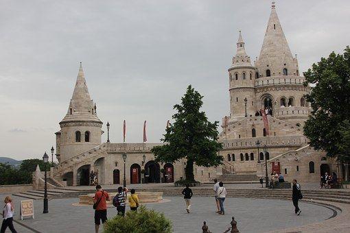 Budapest, Fischerbastei, Ungarn