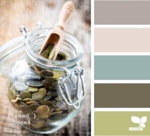 More spring colors!: Houses Colors, Colors Pallets, Colors Combos, Seeds Tones, Design Seeds, Bedrooms Colors, Paintings Colors, Colors Palettes, Colors Schemes