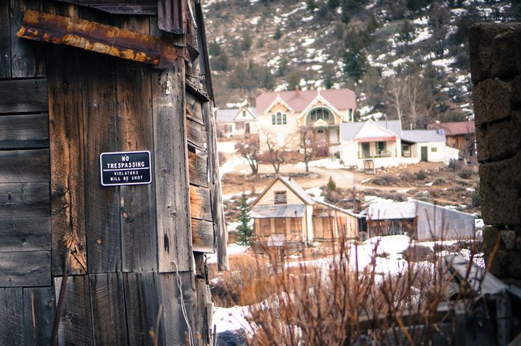 While most towns of this era have been burned down, demolished, or urbanized, Silver City has been spared the degenerative effects of time.