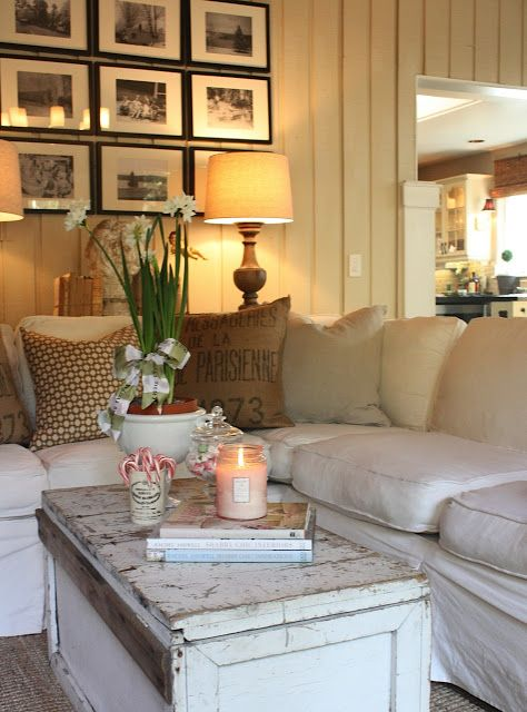 One Pinner wrote: My Sweet Savannah: Pottery Barn Home on a budget.   Found the actual link,   You're Welcome. :)