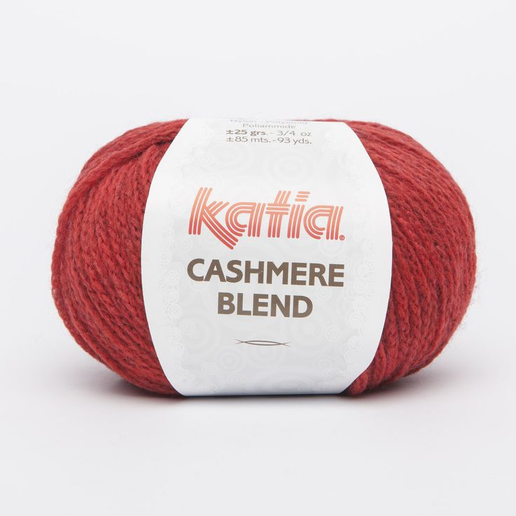 CASHMERE BLEND yarn of Autumn / Winter from Katia
