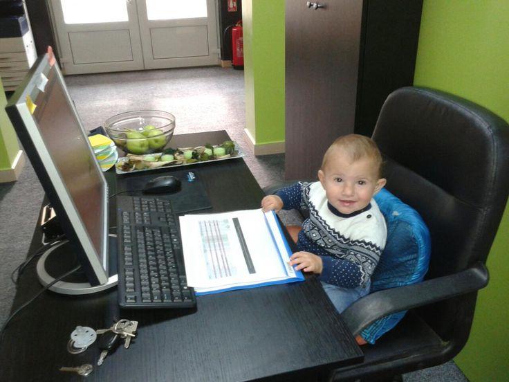 Naš najnoviji zaposlenik :) #CollocoMarketing