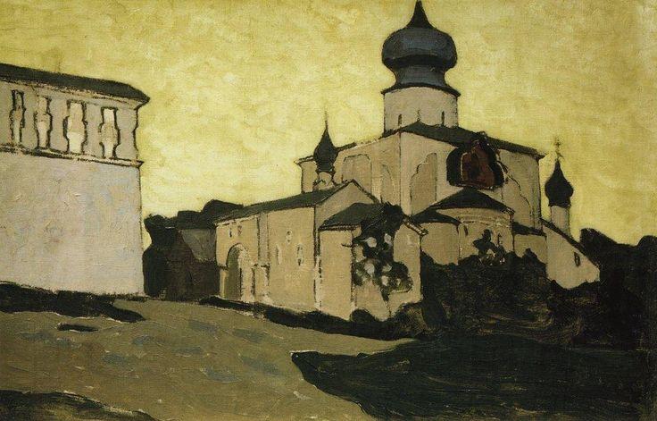 Успенская Пароменская церковь в Пскове