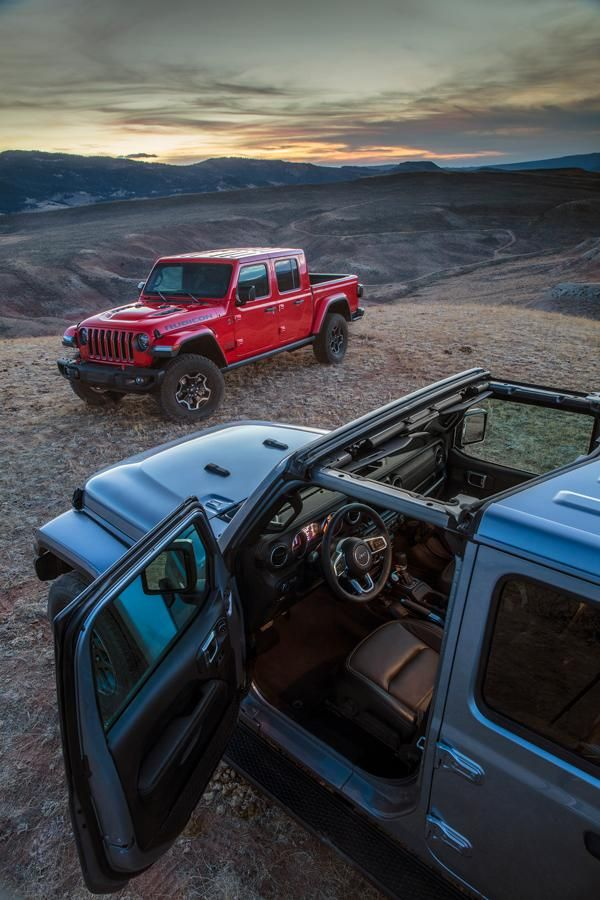 Jeep Gladiator More Than Just Good Looking On The Outside With