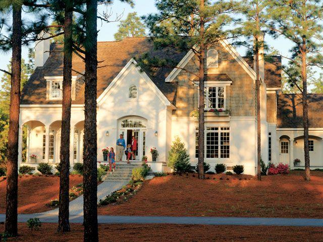 Fox hall house plan - House and home design