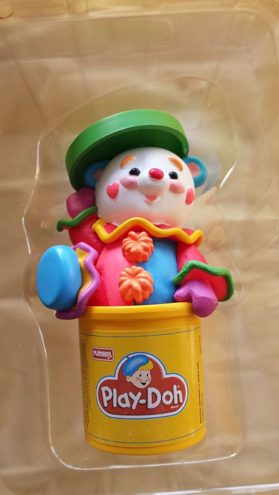 Play-Doh Heirloom Collection Christmas Ornament 1995 ...