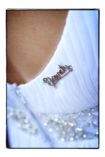 """Really nice wedding jewellery. """"Eternity""""."""