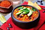 Chicken tortilla soup uses variety of vegetables | Deseret News