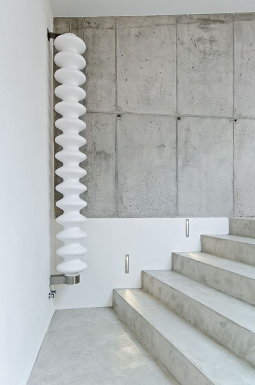 CONCRETE INTERIOR - Picture gallery