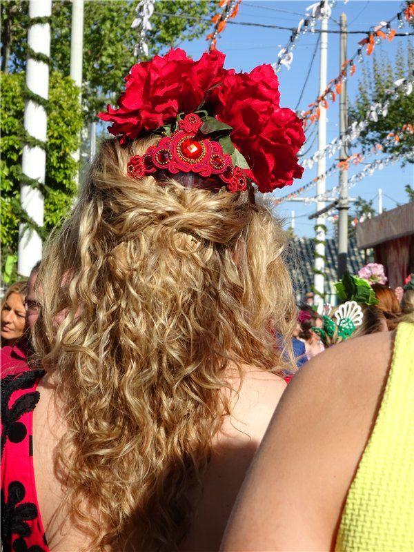 Севилья, Feria de Abril - путешествия и прочее