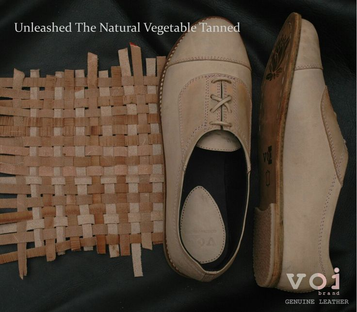 unleashed natural vegetable tanned shoes.  www.voibrand.com
