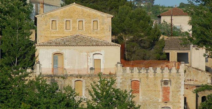 Patrimonio Industrial Arquitectónico: Cultura concursa obras para recuperar el patrimonio hidráulico de Banyeres de Mariola (Alicante)