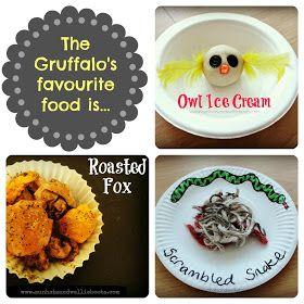 Sun Hats & Wellie Boots: The Gruffalo's Favourite Food