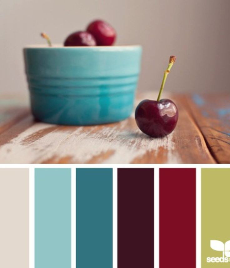 Cherry Palette Maybe Living Room Color Scheme
