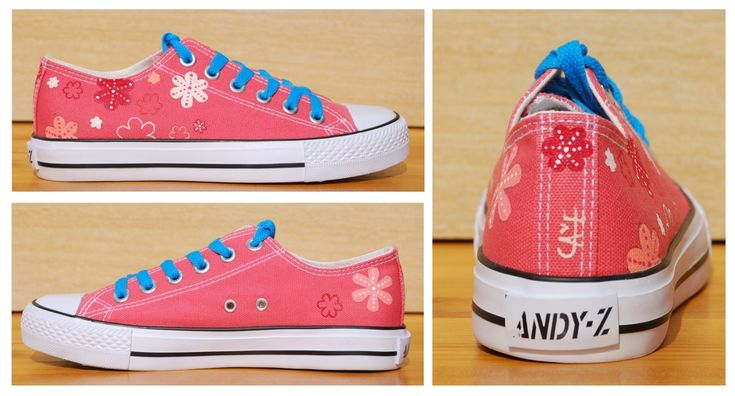 Zapatillas pintadas a mano Custom sneakers