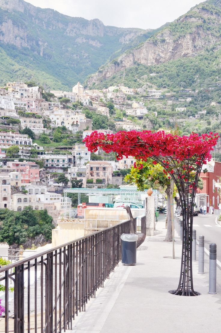 how to travel from positano to rome
