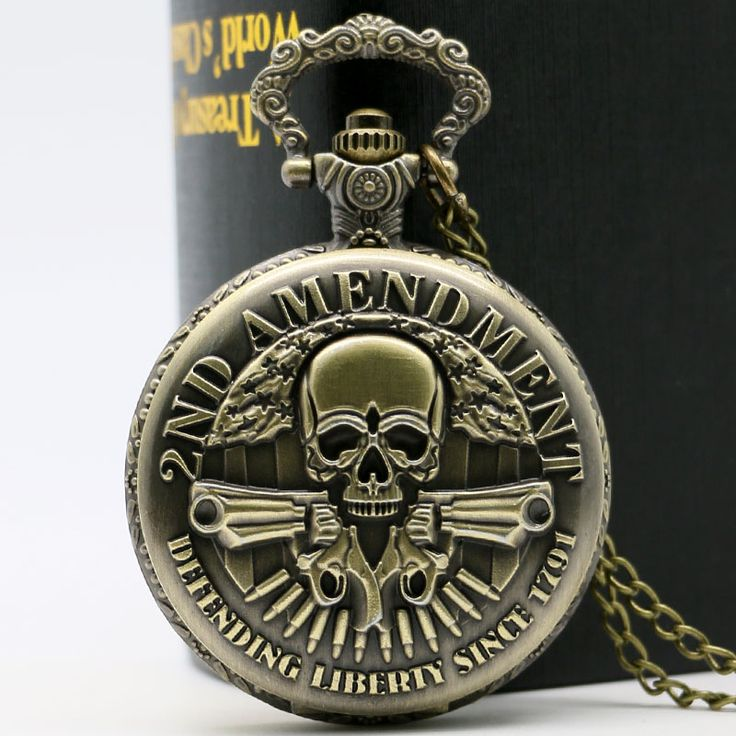 New Arrival Old Antique 2nd Amendment USA Theme Defending Liberty Since 1791 Design Pocket Watch With Necklace Chain #>=#>=#>=#>=#> Click on the pin to check out discount price, color, size, shipping, etc. Save and like it!