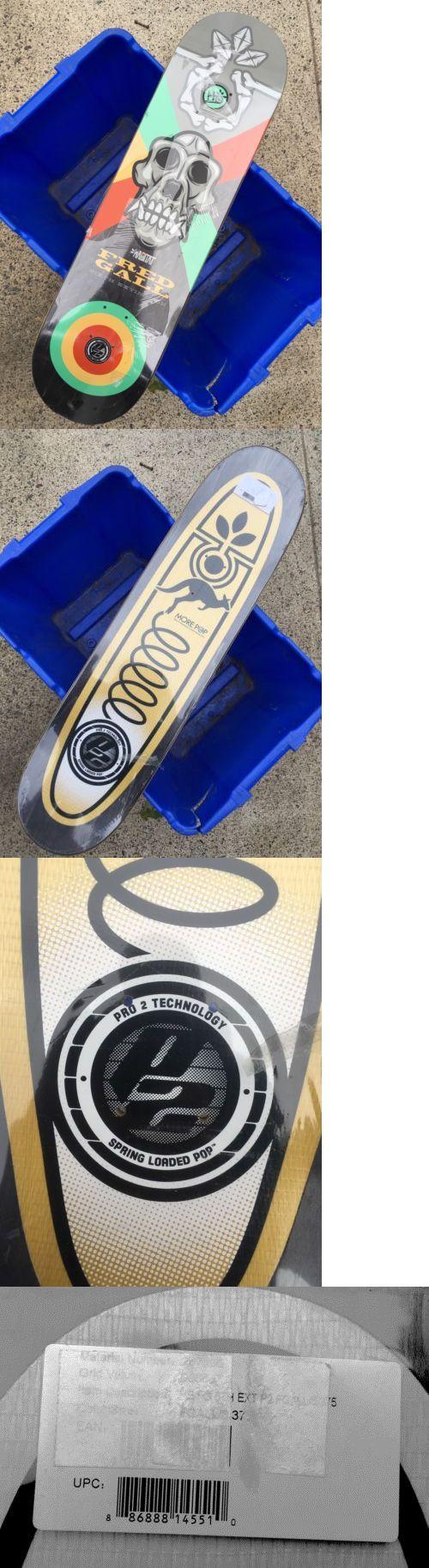 Decks 16263: Habitat Gall Skateboard Deck 8.25 X 32 Still Wrapped -> BUY IT NOW ONLY: $35 on eBay!