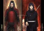 """EErieFaery's """"Founders of Konoha"""" (Naruto)  Is it Eye of the Beholder or Make it/Break it?  (bad inside joke) Sorry."""