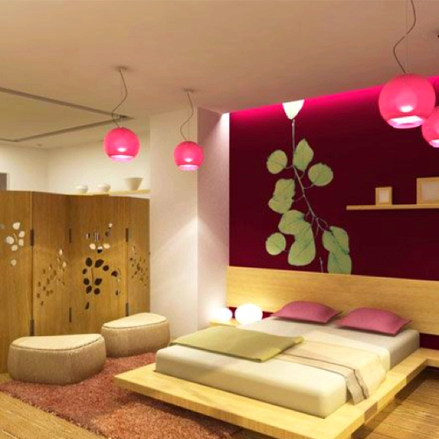 17 Best Ideas About Asian Inspired Bedroom On Pinterest