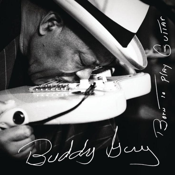 Top 20 Albums of 2015: 17.Buddy Guy - Born to Play Guitar   Full List: http://www.platendraaier.nl/toplijsten/top-20-albums-van-2015/