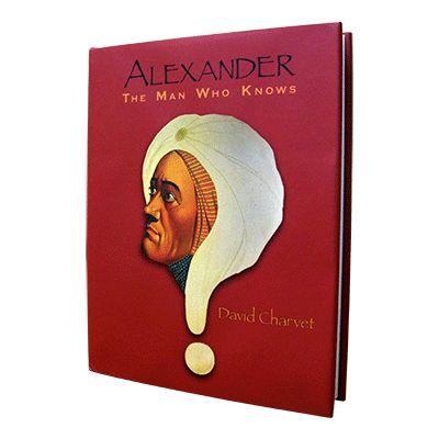 Alexander by David Charvet - Book