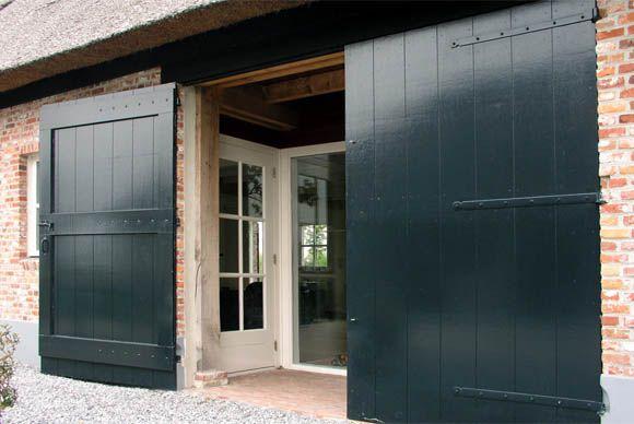 Oome De Man architecten » Verbouwing boerderij en schuur te Ulvenhout