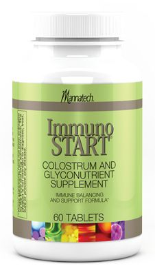 ImmunoStart Designed to build, stimulate and support the body's natural immune response
