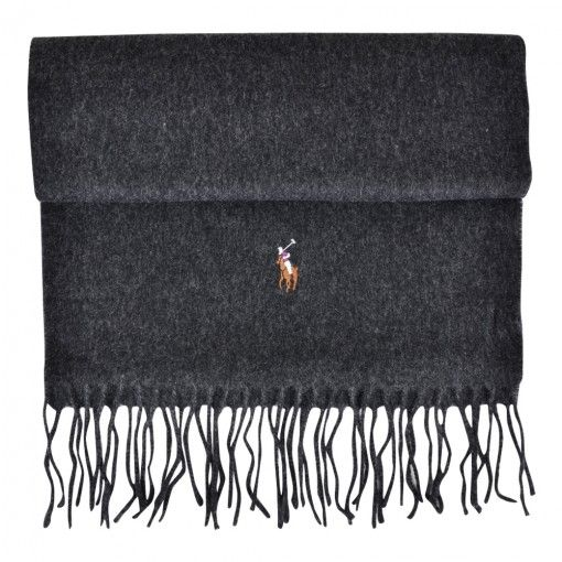 POLO RALPH LAUREN WOOL SCARF WINDSOR GREY  http://www.fernerjacobsen.no/sortiment/herre/assessoirer/polo-ralph-lauren-scarves-wool-426107-a67-a1809-ab685