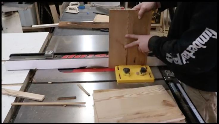DIY Woodworking Ideas HOW TO MAKE A RECLAIMED WOOD BUFFET - JohnMalecki.com
