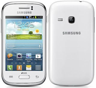 Cara Root Samsung Galaxy Young Duos GT-S6012 Tanpa PC
