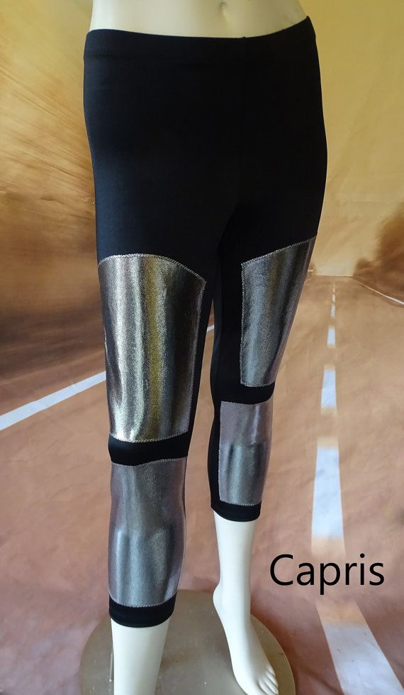 Hey, I found this really awesome Etsy listing at https://www.etsy.com/listing/286879165/captain-phasma-inspired-leggings-capris