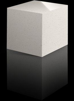 Blanco Maple | Silestone USA - maybe, might not be white enough or off-white might clash w cabinets
