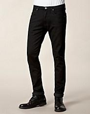 Luke Clean Black - Lee Jeans - Svart - Jeans - Klær mann - NELLY.COM Mote online