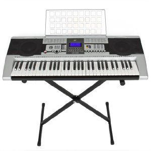 61 Key Electronic Music Keyboard Electronic Piano with Stand --- http://www.amazon.com/Electronic-Music-Keyboard-Piano-Stand/dp/B004G1ONHA/?tag=clickbankc085-20