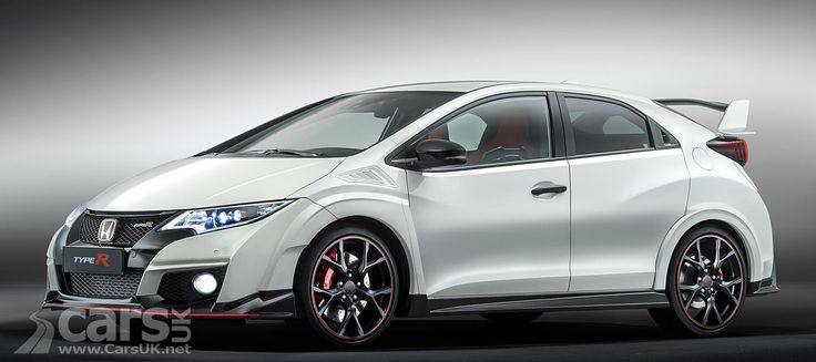The new Honda Civic Type R has had its public debut at the 2015 Geneva Motor Show, costs from £29,995 and has a 2,0 litre turbo petrol with 306bhp. http://www.carsuk.net/2015-hond-civic-type-r-debuts-at-geneva-costs-from-29995/