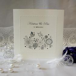 Svatební oznámení W550