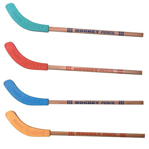 A great favor for your hockey party!    http://www.shindigz.com/party/Hockey-Stick-Pencil.cfm