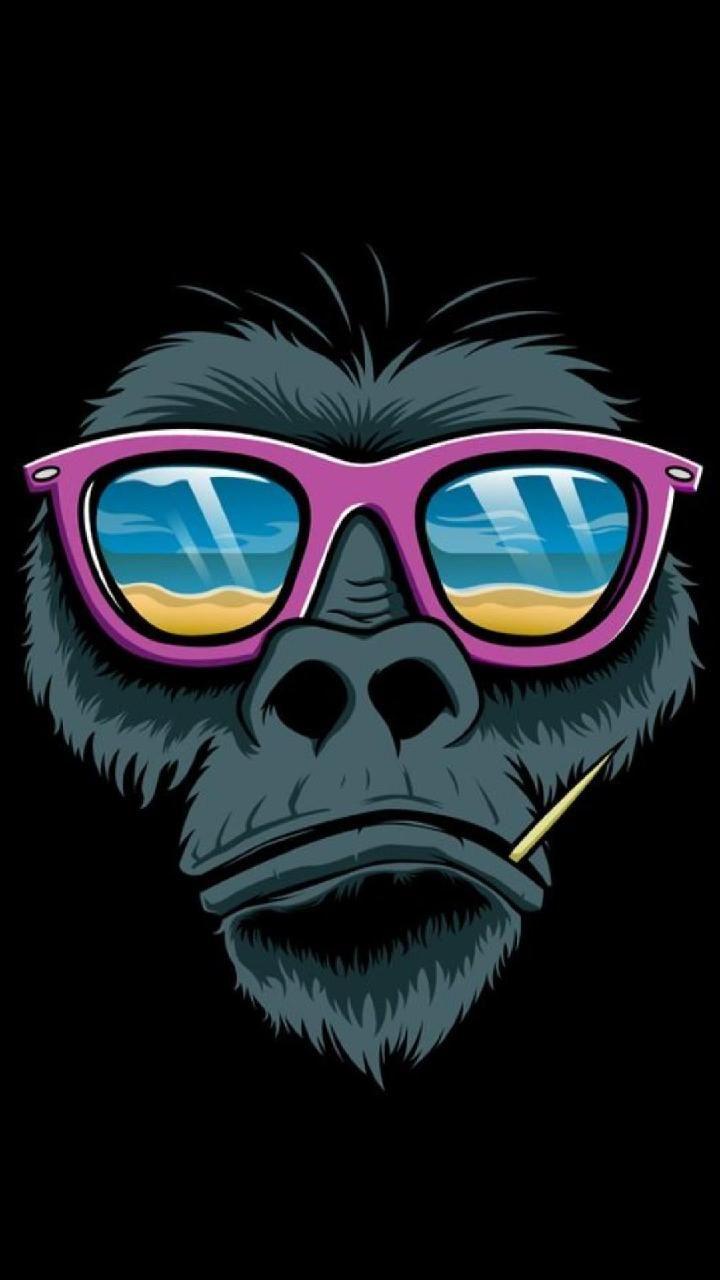 Download Monkey Wallpaper By Konig 3c Free On Zedge Now