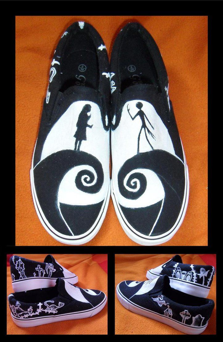 Nightmare Before Christmas shoes | Tennis Tips in 2018 | Pinterest ...