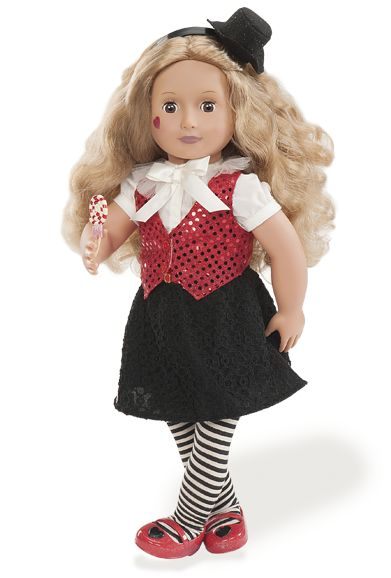 OG Dolls has a circus doll now! I want her. :P