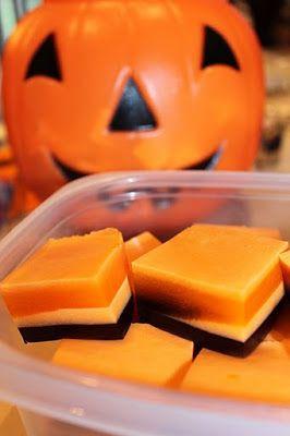 fly to my window: halloween school party snacks