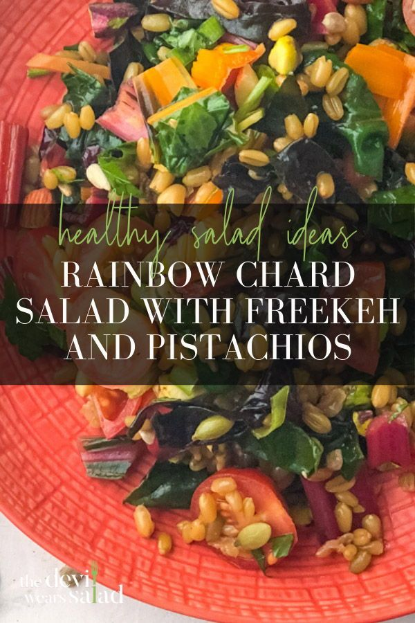 Pin On Healthy Salad Recipes