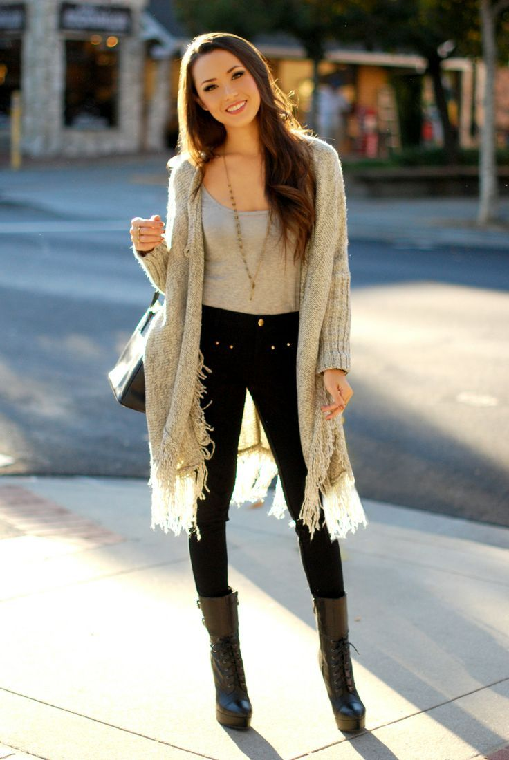 Best 25  Fringe sweater ideas on Pinterest | Fringe cardigan ...